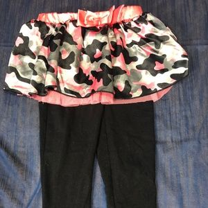 Disney Legging with attached tunic